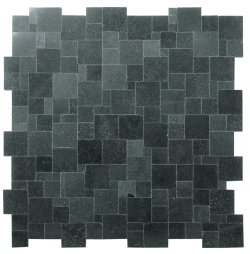 Magic Natural Stone Marble Bluestone 280x280 Sheet Polished Mosaic