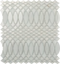 SURFINGS Crystal Glass Oxygen Mixed  mosaic