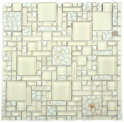 Glasshell GS02 Mini Brick Glossy Mosaics