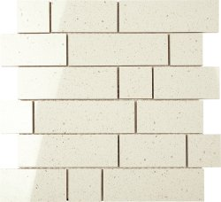 Everquartz Nature Original Brick Polished Porcelain Mosaic