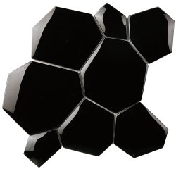 Crystal Mosaic Nero Water Cube
