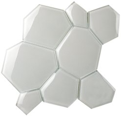Crystal Mosaic Oxygen Water Cube